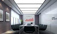 49平米会议室装修效果图 (4)