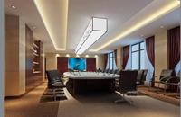 213平米会议室装修效果图 (4)