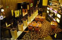 2100平米咖啡厅装修效果图 (6)