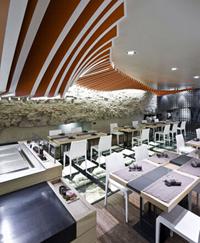 680平米咖啡厅装修效果图 (4)