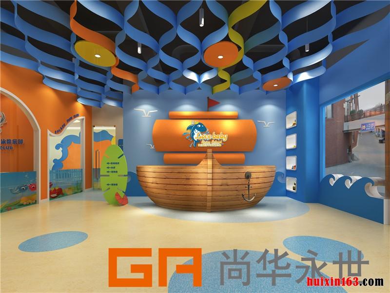 2500平米幼儿园装修效果图