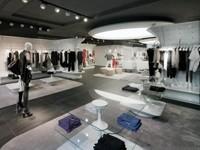 400平米adbo服装专卖店装修设计效果图 (5)