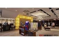 360平米服装专卖店龙8国际pt老虎机设计效果图 (6)