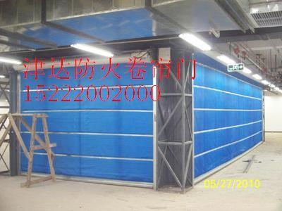 天津防火卷帘门厂家,电动卷帘门安装