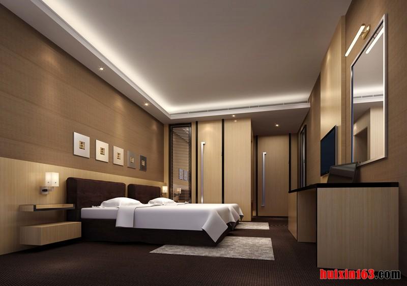 12000平米快捷酒店装修设计效果图 慧信网