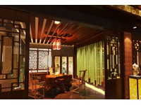 800平米茶楼装修设计效果图 (4)