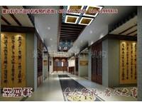 1200平米茶楼装修设计效果图 (4)