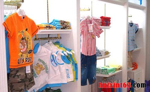 50平米童装店装修设计效果图