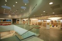 8000平米图书馆设计装修效果图 (4)