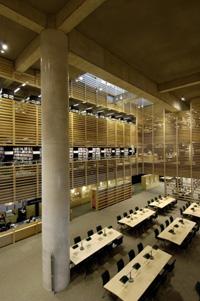 18000平米图书馆装修设计效果图 (9)