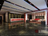 6000平米宾馆装修设计效果图 (5)