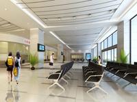 20000平米医院装修设计效果图 (3)