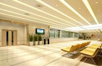 30000平米医院装修设计效果图 (4)