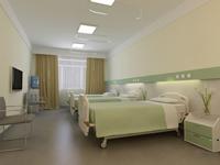 18000平米医院装修设计效果图 (4)