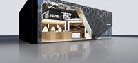 98平米眼镜店乐虎国际登陆设计效果图 (4)