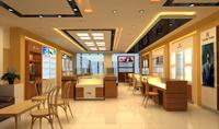 340平米眼镜店乐虎国际登陆设计效果图 (4)