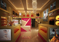 600平米内衣店装修设计效果图 (3)