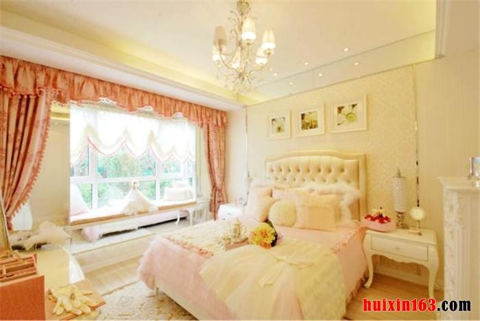 紫薇天悦小区-80平米-二居室-田园风格装修效果图