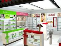 97平米化妆品店装修设计效果图 (5)