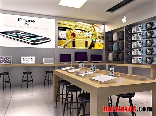 60平米手机店装修设计效果图