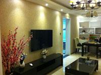 天逸华府-90平米-二居室-现代简约风格装修效果图 (5)