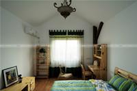 经典中式风格装饰儿童房效果图 (30)