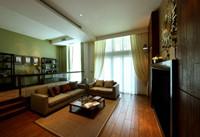一居室150平米室内装饰效果图 (30)