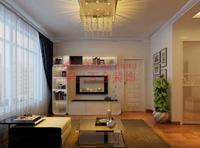 新星宇和源-95平米-二居室-现代简约风格装修效果图 (8)