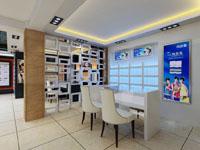 240平米眼镜店乐虎国际登陆设计效果图 (3)