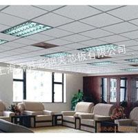 160平米硅钙板吊顶龙8国际pt老虎机效果图 (3)