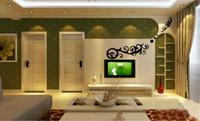 万科第五园88.8平米三居室现代简约风格装修效果图 (8)