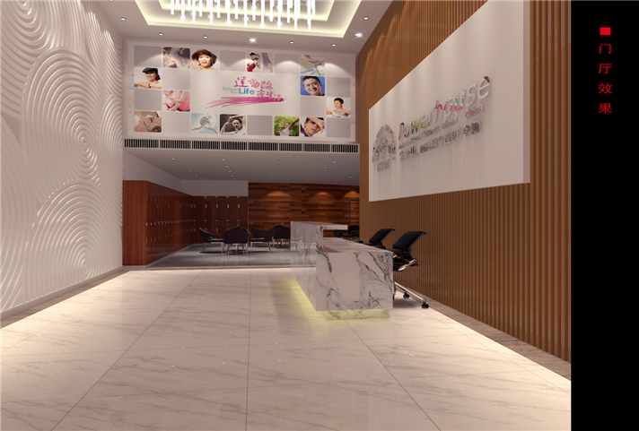 3600平米会所龙8国际pt老虎机设计效果图 (14)
