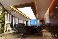 会议室装修设计效果图 (9)