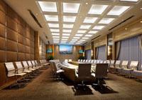 500平米会议室龙8国际pt老虎机设计效果图 (4)