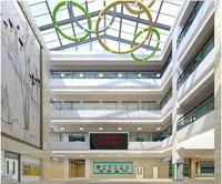 8000平米医院装修设计效果图 (6)