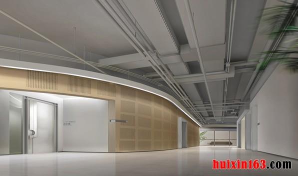 600平米厂房装修设计效果图