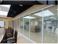 玻璃隔断装修设计效果图 (20)