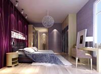 建行住宅区现代简约风格装修效果图 (5)