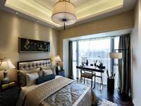 嘉凯城名城博园—113平米—三居室—新古典风格装修效果图 (6)