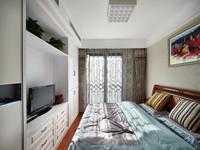 泊林公寓—119平米—三居室—混合型风格装修效果图 (8)