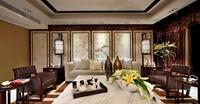 金樽花园-147平米-三居室-混合型风格装修效果图 (11)
