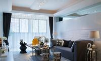 龙泉小区-二居室-现代简约风格装修效果图 (7)