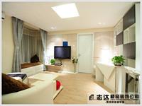 领城小区-二居室-现代简约风格装修效果图 (6)