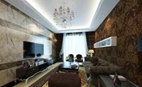 永恒朗晴-115平米-三居室-新古典主义风格乐虎国际登陆效果图 (6)