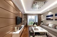 瑞丰华庭-120平米-三居室-新古典主义风格龙8国际pt老虎机效果图 (5)