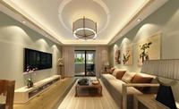锦绣庄园-96平米-二居室-日式风格装修效果图 (4)