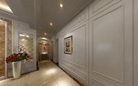 天潮华都133平米三居室现代欧式风格装修效果图 (4)