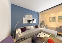 园艺小区-85平米-二居室-现代简约风格装修效果图 (7)