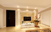 宝和花园89平米二居室欧式风格装修效果图 (4)