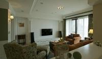 九龙新苑 -三居室-美式乡村风格装修效果图 (7)